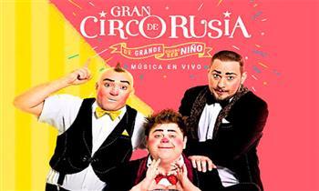 Entradas al Espectáculo del Gran Circo de Rusia en Zona Platinum