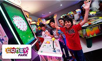 Paga S/ 50 y juega S/150 en cualquier Coney Park de Lima y provincia