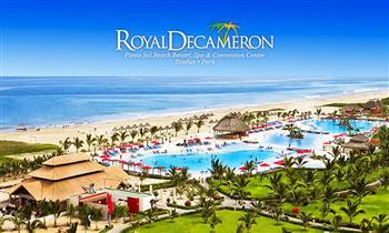 3D/2N en Hotel Decameron Punta Sal - Todo incluido.