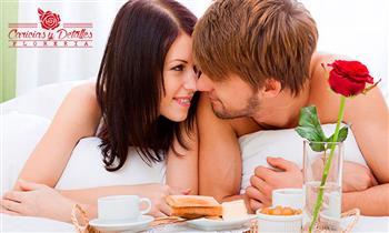 Delivery: Desayuno Energético, Criollo o Dulce amanecer