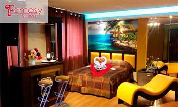 Miraflores: Noche de ensueño en Suite temática Oriental o Hawaiana + welcome drinks