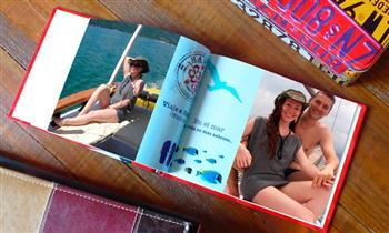 Photobook tapa dura classic de 20 páginas.