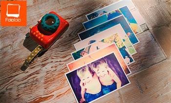 Impresión de 100, 150, 200 o 300 fotos de 10 x 15 cm