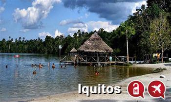 Iquitos en pareja: 3D/2N en Hotel + boletos aéreos vía Star Perú