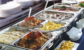 Buffet marino para 1  persona