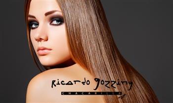 Ricardo Gozzing: Alisado brasilero todo largo de cabello + corte + depilación y más