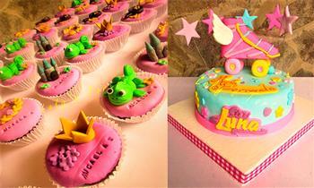 Miraflores: Delivery: Torta temática personalizada 2D o 3D de 20 cm. a más.