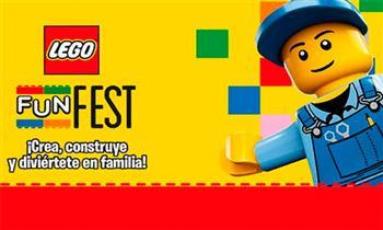 Entrada para LEGO Fun Fest