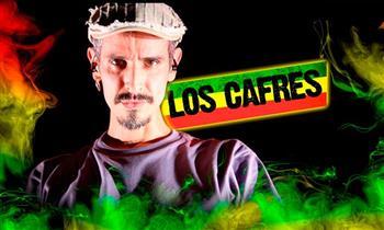 Pulpos: Entrada a concierto de Los Cafres con Laguna Pai, La Mente y La Renken
