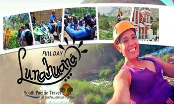 Cerro Azul - Lunahuaná – Catapalla con deportes de aventura + desayuno y más
