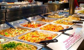 Almuerzo o cena buffet de lunes a sábado
