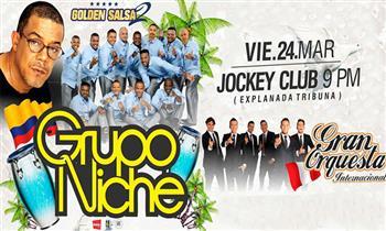 Grupo Niche, concierto en Lima 2017.  Descuento en entradas