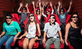 ODYSSEY pulsera VIP ilimitada ¡Parque de realidad virtual! Mega Plaza y Open Plaza Angamos