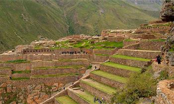 Cusco: Citytour al Valle Sagrado Pisac - Ollantaytambo - Chincheros