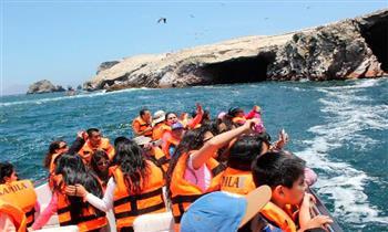 Semana Santa: 2D/1N en Ica -Paracas - Islas Ballestas y más