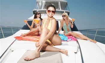 ¡Aventura en Yate entre amigos! Paseo por playas del sur en yate
