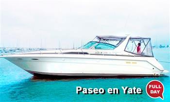 ¡Aventura en Yate entre amigos! Full day por playas del sur en yate