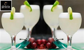 Miraflores: Pisco sours + fuente de piqueo gourmet para 02, 04 ò 06 personas.