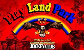 Pulsera Ilimitada a los Juegos Mecánicos Todo el Día en Play Land Park