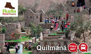 Full day Quilmaná + Cerro Azul + lagunas medicinales