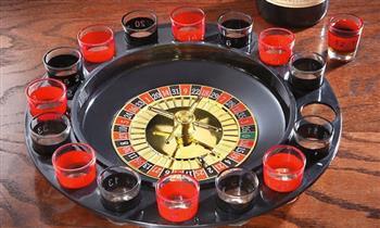 "San Miguel: ruleta shot de tragos ""Spin and Shot"""