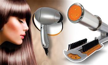 Kit de belleza: secadora de cabello + multistyler Belia + delivery