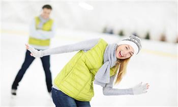Chorrillos: Patinaje sobre hielo para 1 persona