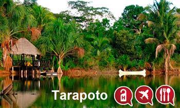 Tarapoto en pareja: 3D/2N con hotel + boletos aéreos en STAR PERÚ y más