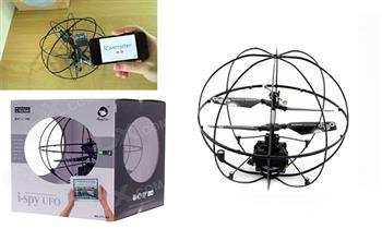 Drone HappyCow - i-UFO ¡Mucho más que un juguete!