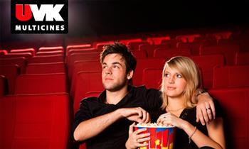 UVK: Descuento en entrada de cine