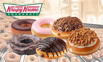 12 Doughnuts Krispy Kreme clásicas o sabores a elección en sus 2 sedes