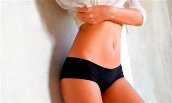 Tratamiento de yesoterapia estética corporal en cintura y abdomen