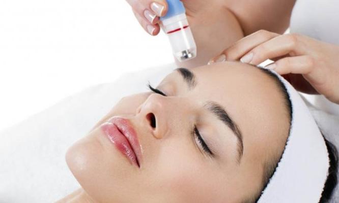 Drozdovs limpieza facial laser